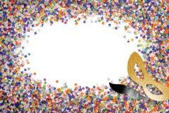 ανασκόπηση καρναβάλι ζωηρ Στοκ εικόνα με δικαίωμα ελεύθερης χρήσης