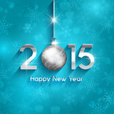 ανασκόπηση καλή χρονιά Στοκ Εικόνες