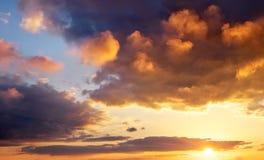 1 ανασκόπηση καλύπτει το νεφελώδη ουρανό Στοκ φωτογραφίες με δικαίωμα ελεύθερης χρήσης