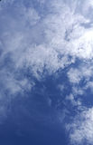 1 ανασκόπηση καλύπτει το νεφελώδη ουρανό Στοκ φωτογραφία με δικαίωμα ελεύθερης χρήσης
