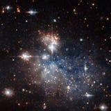 ανασκόπηση κοσμική Ζωηρόχρωμος διανυσματικός γαλαξίας Μερικά στοιχεία αυτής της εικόνας που εφοδιάζεται από τη NASA Στοκ εικόνες με δικαίωμα ελεύθερης χρήσης