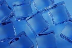 Ανασκόπηση κύβων πάγου Στοκ φωτογραφία με δικαίωμα ελεύθερης χρήσης
