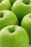 ανασκόπηση μήλων Στοκ φωτογραφία με δικαίωμα ελεύθερης χρήσης