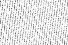 ανασκόπηση μαθηματική Στοκ Εικόνες