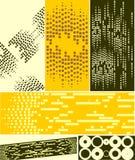 Ανασκόπηση με τα εικονοκύτταρα Στοκ Εικόνες