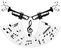 ανασκόπηση μουσική διανυσματική απεικόνιση