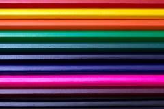 Ανασκόπηση μολυβιών Στοκ εικόνα με δικαίωμα ελεύθερης χρήσης