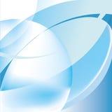Ανασκόπηση μπλε-λευκού absttract Στοκ φωτογραφίες με δικαίωμα ελεύθερης χρήσης