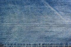 ανασκόπηση μπλε Jean Στοκ φωτογραφίες με δικαίωμα ελεύθερης χρήσης