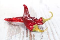 Ανασκόπηση πιπεριών τσίλι. Στοκ εικόνες με δικαίωμα ελεύθερης χρήσης