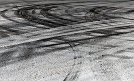 ανασκόπηση που διασχίζει τις διαδρομές οδικών ροδών Στοκ φωτογραφίες με δικαίωμα ελεύθερης χρήσης