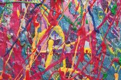 ανασκόπηση που χρωματίζε&ta Στοκ Φωτογραφίες