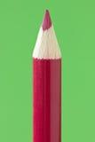 ανασκόπηση πράσινη πέρα από το κόκκινο μολυβιών Στοκ φωτογραφία με δικαίωμα ελεύθερης χρήσης