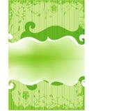 ανασκόπηση πράσινη Στοκ Εικόνα