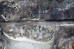 Ανασκόπηση σκουριάς Στοκ Εικόνες