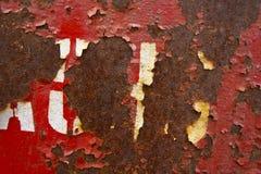 ανασκόπηση σκουριασμένη Στοκ φωτογραφία με δικαίωμα ελεύθερης χρήσης