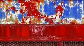ανασκόπηση σκουριασμένη Στοκ εικόνα με δικαίωμα ελεύθερης χρήσης
