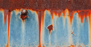 ανασκόπηση σκουριασμένη Στοκ Φωτογραφίες