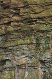 ανασκόπηση στρώμα βράχου Στοκ εικόνα με δικαίωμα ελεύθερης χρήσης