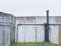 Ανασκόπηση, συγκεκριμένος, γκρίζος, άσπρος, μπεζ Στοκ Φωτογραφίες