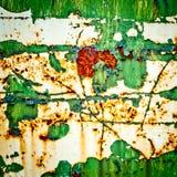 Ανασκόπηση σύστασης Grunge μέταλλο σκουριασμένο Στοκ Εικόνες