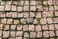 Ανασκόπηση του τοίχου πετρών Στοκ Εικόνες
