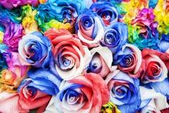 Ανασκόπηση τριαντάφυλλων στοκ φωτογραφίες