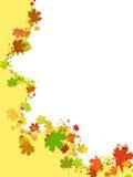 ανασκόπηση φθινοπώρου Διανυσματική απεικόνιση
