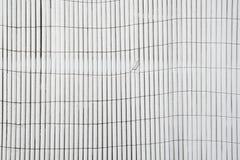 Ανασκόπηση φιαγμένη από παράλληλα κάθετα άσπρα λωρίδες Στοκ Φωτογραφία