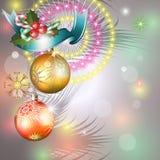 Ανασκόπηση Χαρούμενα Χριστούγεννας Στοκ φωτογραφία με δικαίωμα ελεύθερης χρήσης