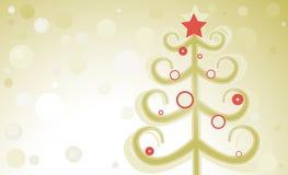 Ανασκόπηση Χριστουγέννων Στοκ φωτογραφία με δικαίωμα ελεύθερης χρήσης