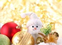 Ανασκόπηση Χριστουγέννων Στοκ Εικόνες