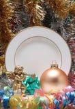 Ανασκόπηση Χριστουγέννων. Στοκ φωτογραφίες με δικαίωμα ελεύθερης χρήσης