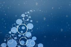 Ανασκόπηση Χριστουγέννων Στοκ Φωτογραφία