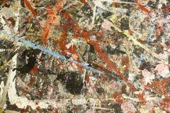 Ανασκόπηση χρωμάτων Grunge Στοκ Εικόνα