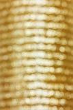ανασκόπηση bokeh χρυσή Στοκ Εικόνα