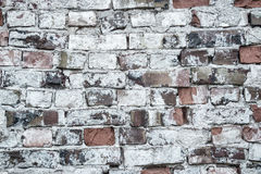 ανασκόπηση brickwall παλαιά Στοκ φωτογραφία με δικαίωμα ελεύθερης χρήσης