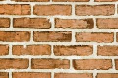 ανασκόπηση brickwall Στοκ Φωτογραφία