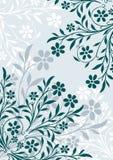 ανασκόπηση floral Στοκ Φωτογραφία
