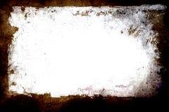 Ανασκόπηση Grunge με το πλαίσιο Στοκ εικόνες με δικαίωμα ελεύθερης χρήσης