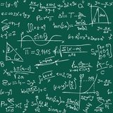 ανασκόπηση math Στοκ εικόνα με δικαίωμα ελεύθερης χρήσης