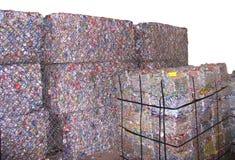ανασκόπηση scrapyard Στοκ Φωτογραφία