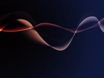 ανασκόπηση swirly απεικόνιση αποθεμάτων