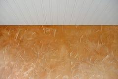 Ανασταλμένο ανώτατο όριο επικονιάστε Βενετό Αφηρημένο υπόβαθρο τοίχων τσιμέντου Προκαλούμενος από το διαζύγιο στοκ εικόνες