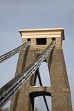 αναστολή γεφυρών clifton Στοκ Εικόνα