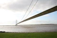 αναστολή γεφυρών humber Στοκ Εικόνες