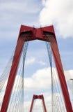 αναστολή 19 γεφυρών Στοκ φωτογραφία με δικαίωμα ελεύθερης χρήσης