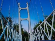 αναστολή γεφυρών στοκ φωτογραφία με δικαίωμα ελεύθερης χρήσης