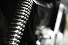 Αναστολή μοτοσικλετών στοκ εικόνες με δικαίωμα ελεύθερης χρήσης