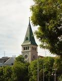 Ανασχηματισμένη Χριστιανός εκκλησία στη Μπρατισλάβα Σλοβακία Στοκ εικόνες με δικαίωμα ελεύθερης χρήσης
